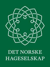 hageselskapets logo i grønt