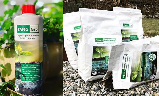 Bilde av produkter fra Alginure