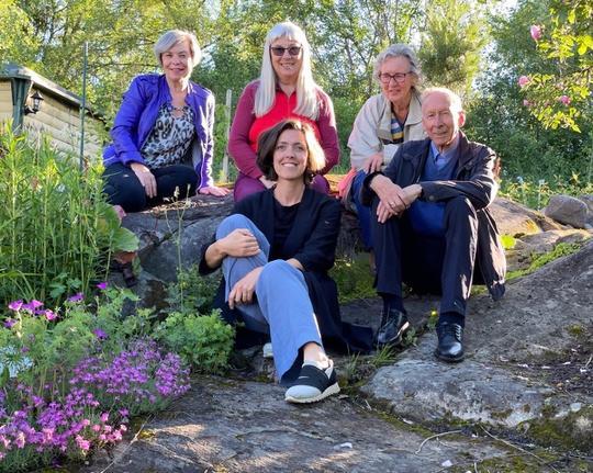 Kongsberg hagelag som ble kåret til Årets hagelag 2021